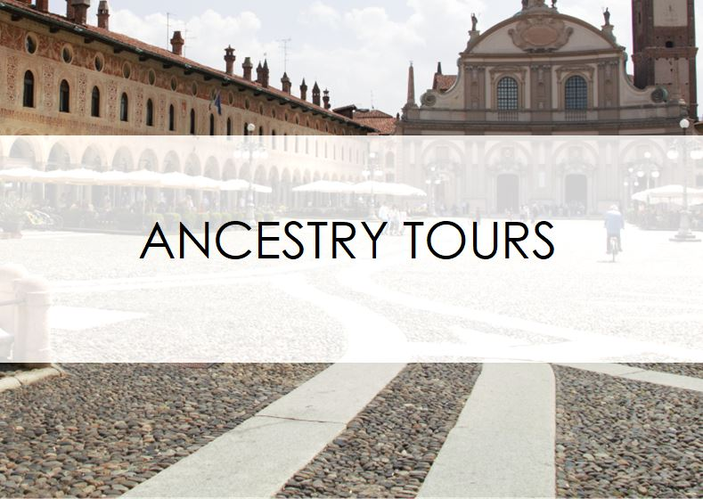 ancestry tours in north italy